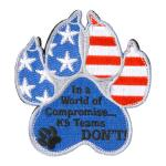 K9 Paw patch (Compromise)